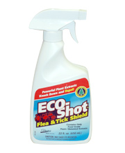 Eco ShotTM   Flea and Tick Shield